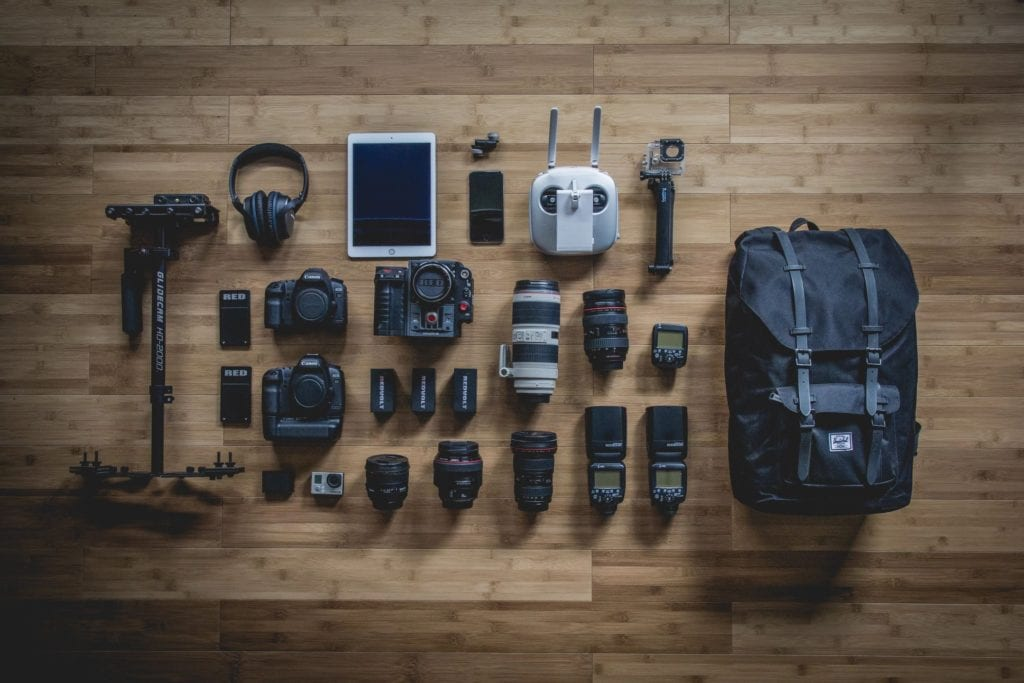 Photography equipment Financing