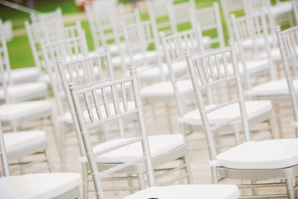 Wedding Chair Financing