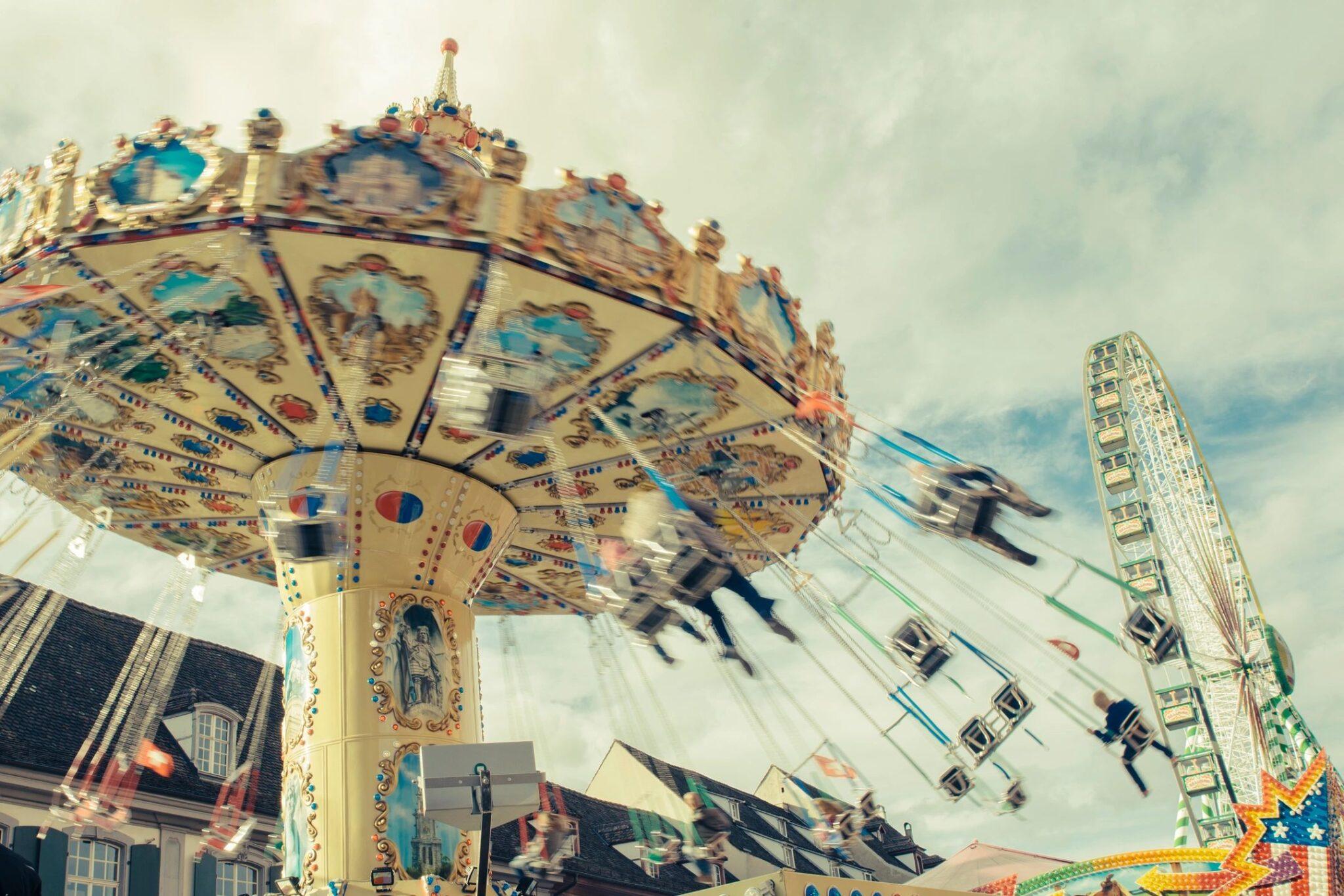 Amusement Park Financing