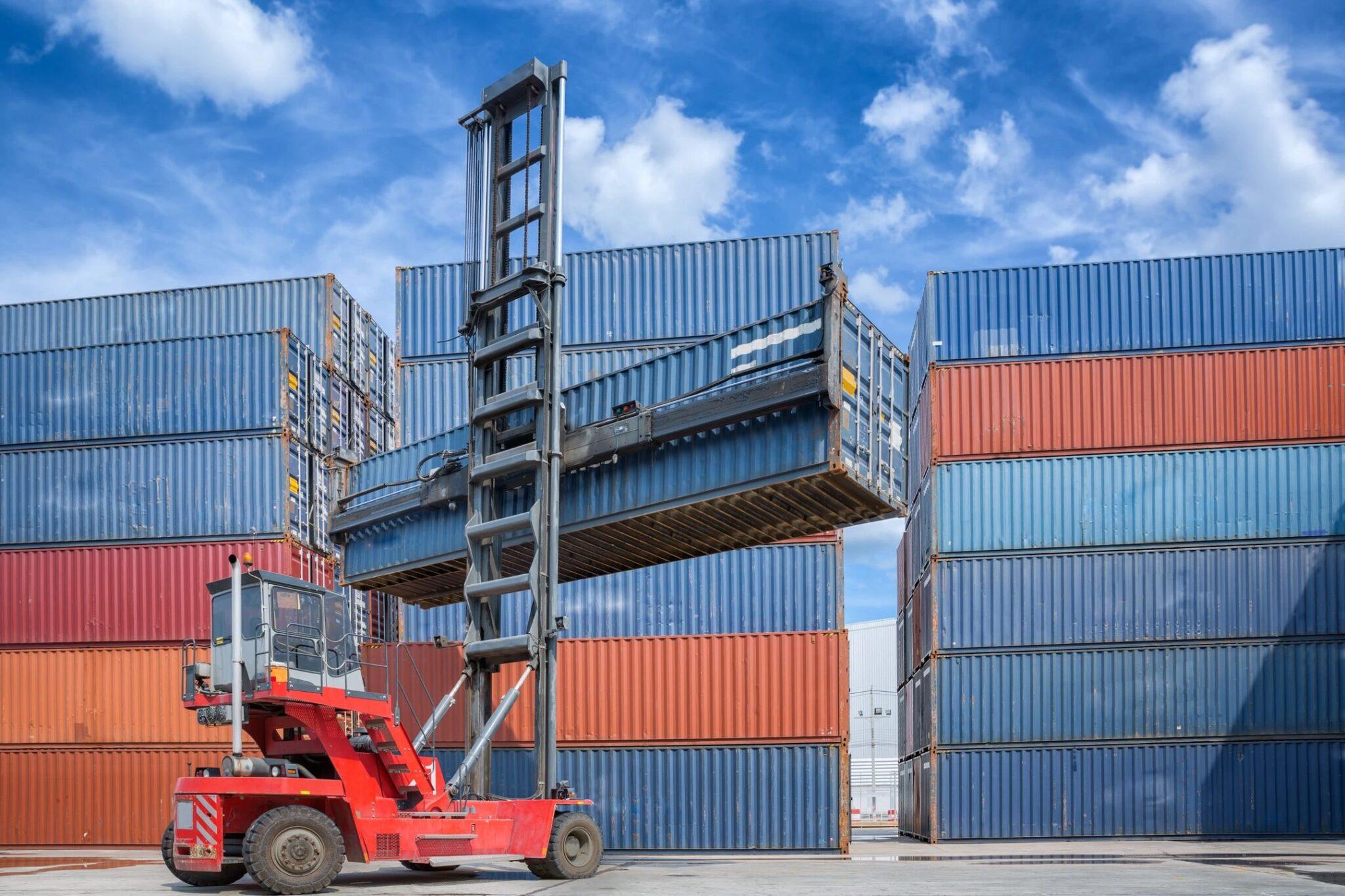 Material Handling Equipment Financing