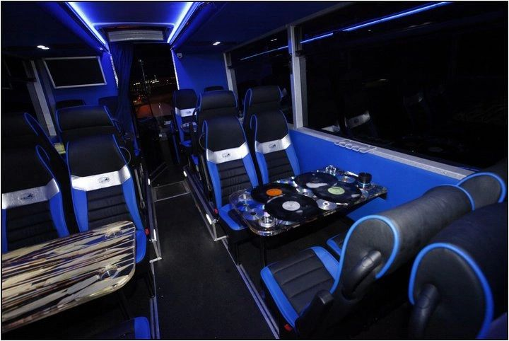 Party Bus Financing
