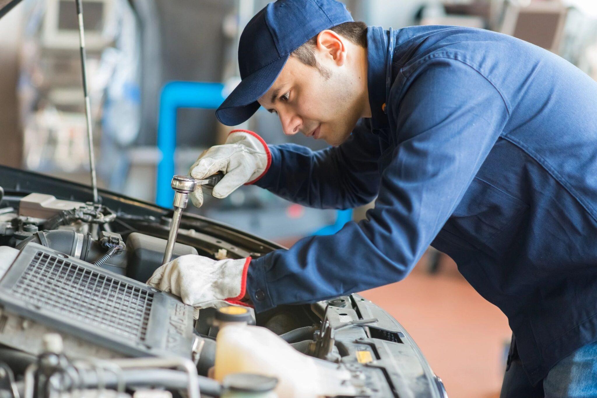Auto Repair Shop Equipment Financing