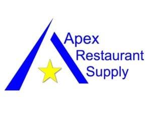 Apex Restaurant Supply Logo