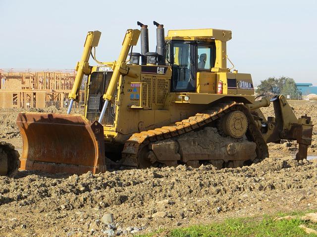 Crawler Bulldozer Financing