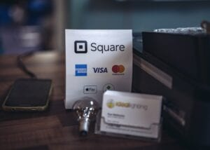 Square Payment Processing Image