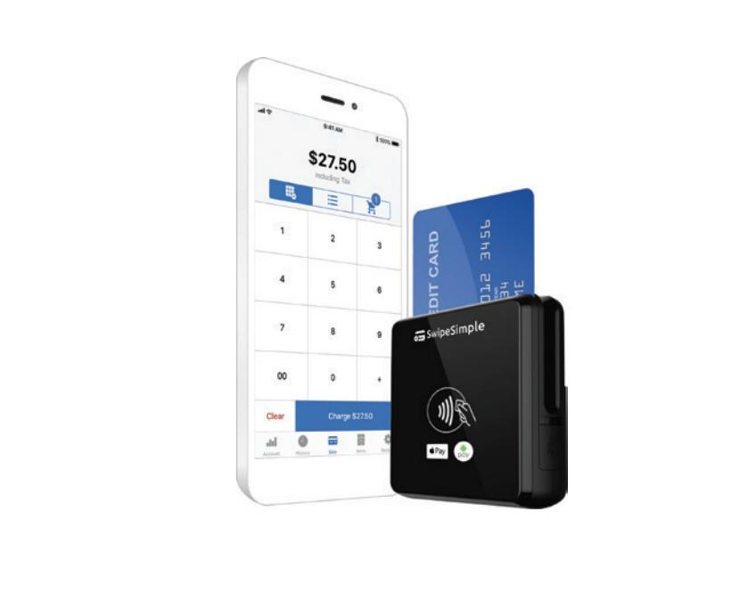 Swipe Simple Accept Credit Cards Via Mobile Phone