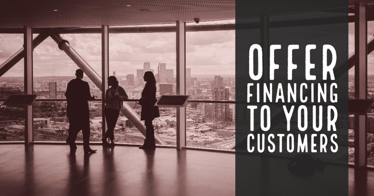 Offer Financing