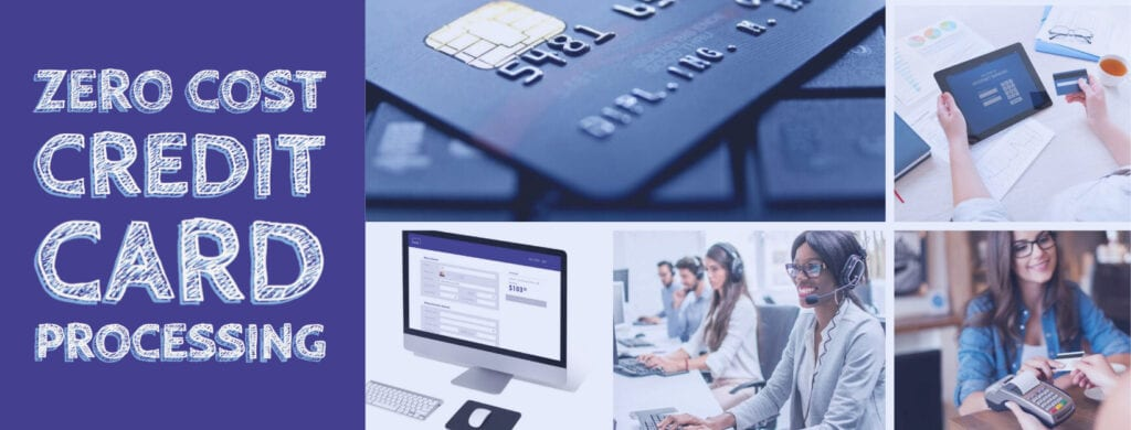 Zero Cost Credit Card Processing